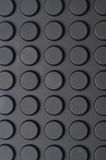 Circular black pad wall paper Stock Photography