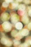Circular Blur Pattern Stock Photo