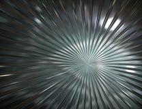 Circular brushed metal texture Stock Photo