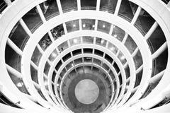 Circular building Royalty Free Stock Image