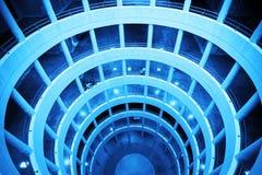 Circular building Stock Image