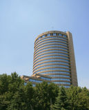 Circular Building Royalty Free Stock Photography