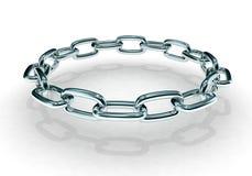 Circular Chain Stock Image