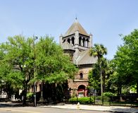 Circular Church, Charleston Royalty Free Stock Photography