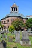 Circular Congregational Church Stock Images
