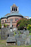 Circular Congregational Church Royalty Free Stock Photography