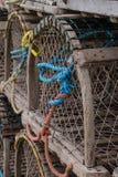 Circular Fish  Traps Royalty Free Stock Image