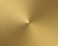 Circular gold Royalty Free Stock Photo