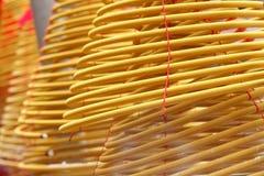 Circular incenses Stock Images