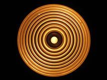 Circular Light Fitting Royalty Free Stock Photos