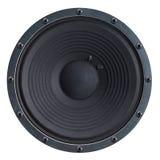Circular loudspeaker Stock Images