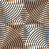 Circular Metal Pattern Stock Images