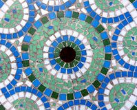 Circular Mosaic Stock Photography