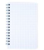 Circular notebook Stock Images