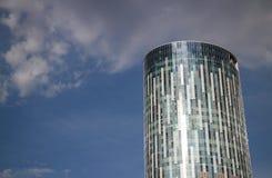 Circular office building Stock Photos