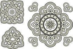 Circular ornament Royalty Free Stock Photo