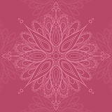 Circular ornament02 Royalty Free Stock Image