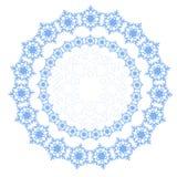 Circular ornament Stock Image