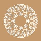 A circular pattern Royalty Free Stock Photos
