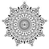 Circular pattern Stock Photo