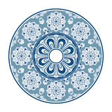 Circular Pattern Of Chinese Style Royalty Free Stock Photos
