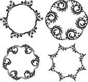 Circular patterns Stock Image
