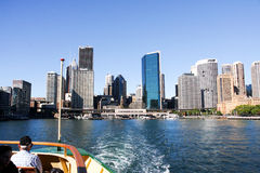 Circular Quay Sydney Australia Stock Photos
