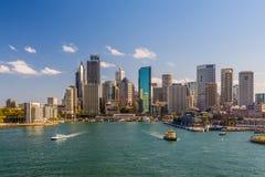 Circular Quay, Sydney, Australia Stock Image