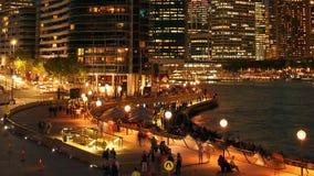 Circular Quay, Sydney Royalty Free Stock Photo