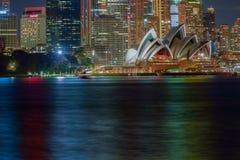 Circular Quay and Sydney Opera House Stock Image