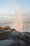 Circular rainbow Royalty Free Stock Image