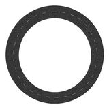 Circular road Royalty Free Stock Photography