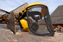 Circular safety Stock Images