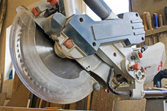 Free Circular Saw Royalty Free Stock Photography - 13433497