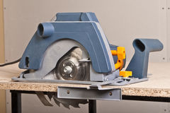Circular saw Royalty Free Stock Photography