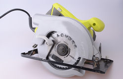 Circular Saw Stock Image