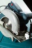 Circular saw blade Royalty Free Stock Image