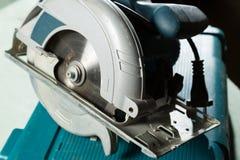 Circular saw blade. Working tool Stock Image