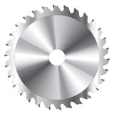 Circular Saw Blade vector illustration