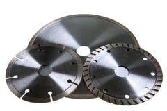 Circular Saw blades Stock Image