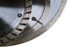 Circular Saw blades Royalty Free Stock Photo