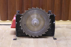 Circular saw Royalty Free Stock Photos