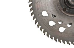 Circular saws for wood Stock Photo