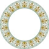 Circular shape Stock Image