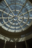 Circular Skylight. At a Museum, Modern Art Museum, Munich, Germany Royalty Free Stock Photos