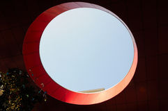 Circular Skylight Royalty Free Stock Image