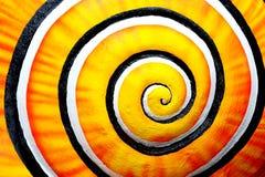 Circular of snails Stock Photography