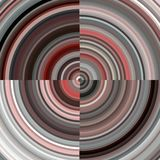 Circular soft background. Abstract design Royalty Free Stock Photos