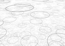 Circular texture Royalty Free Stock Image