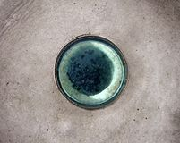 Circular window Stock Image